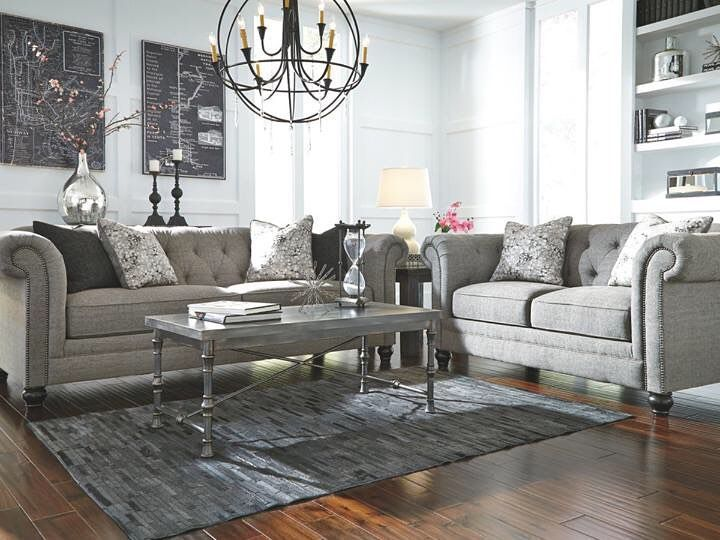 the luxurious classic style of the ardenboro sofa puts it in a