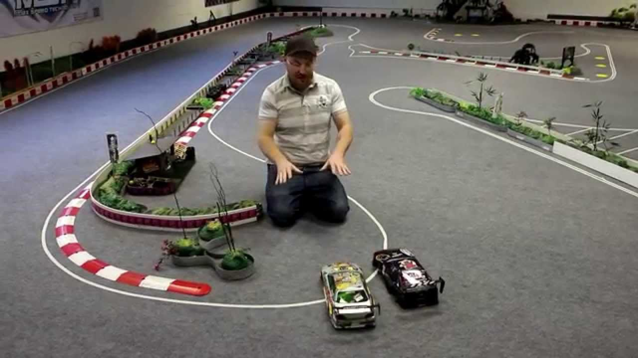 Remote Control Race Car Track Rental