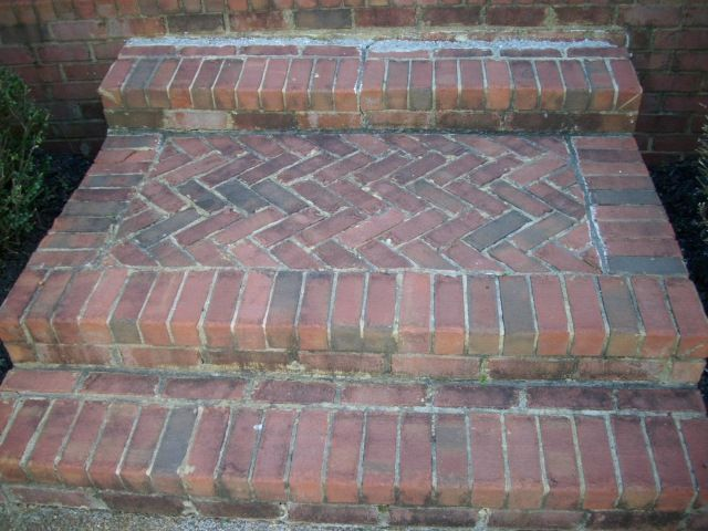 Deteriorated Front Steps And How To Properly Install A