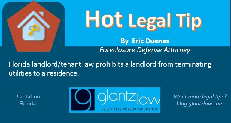 Hot Legal Tip By Eric Duenas Foreclosure Defense Attorney