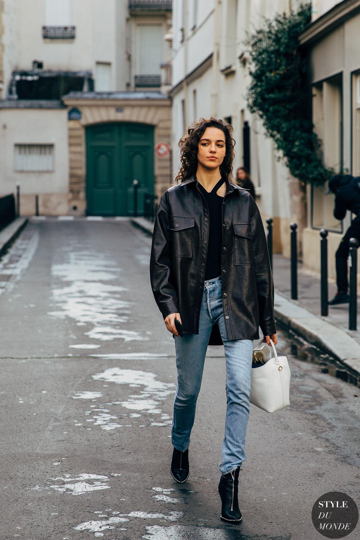 Paris FW 2019 Street Style: Emm Arruda