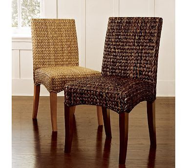 Pier One Seagrass Chair Pottery Barn S Seagrass Chair 159 Seagrass Dining Chairs Eclectic Dining Chairs Dining Room Chairs