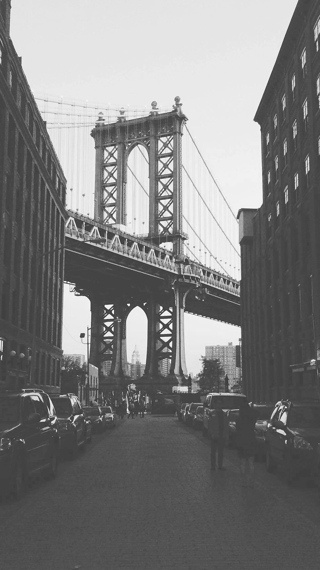 Iphone Wallpaper New York 86 Fond Ecran Fond Ecran Blanc Noir Et Blanc