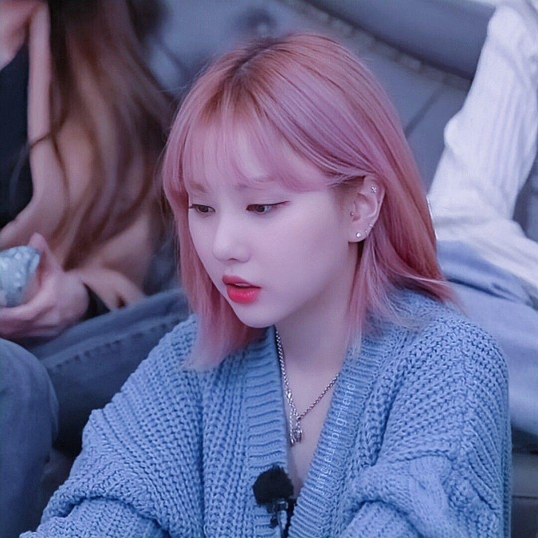 Eunha Jung Eunbi Gfriend S Memoria Ep 2 April 24 2020 Recorded On Jan 28 29 2020 Di 2020 Gadis Cantik Kecantikan
