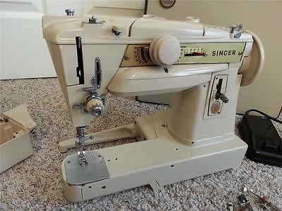 Singer Slant 40G German Made Zigzag Free Arm Sewing Machine Vintage Delectable Totally Me Zigzag Singer Sewing Machine Set