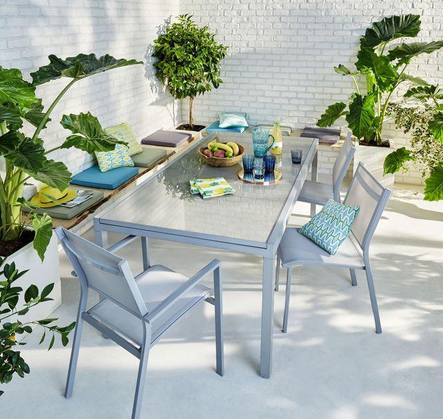 Table Rallonge Jardin Modeles Tendance Table De Jardin Salon