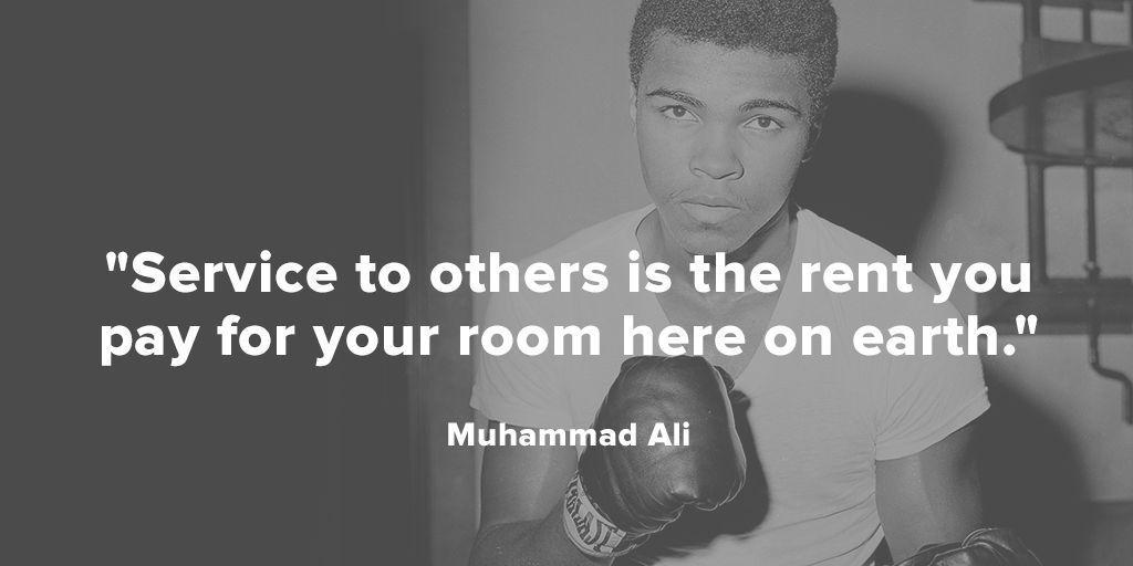 Muhammad Ali Quotes 16 Of The Greatest Muhammad Ali Quotes  Ali Quotes And Earth Quotes
