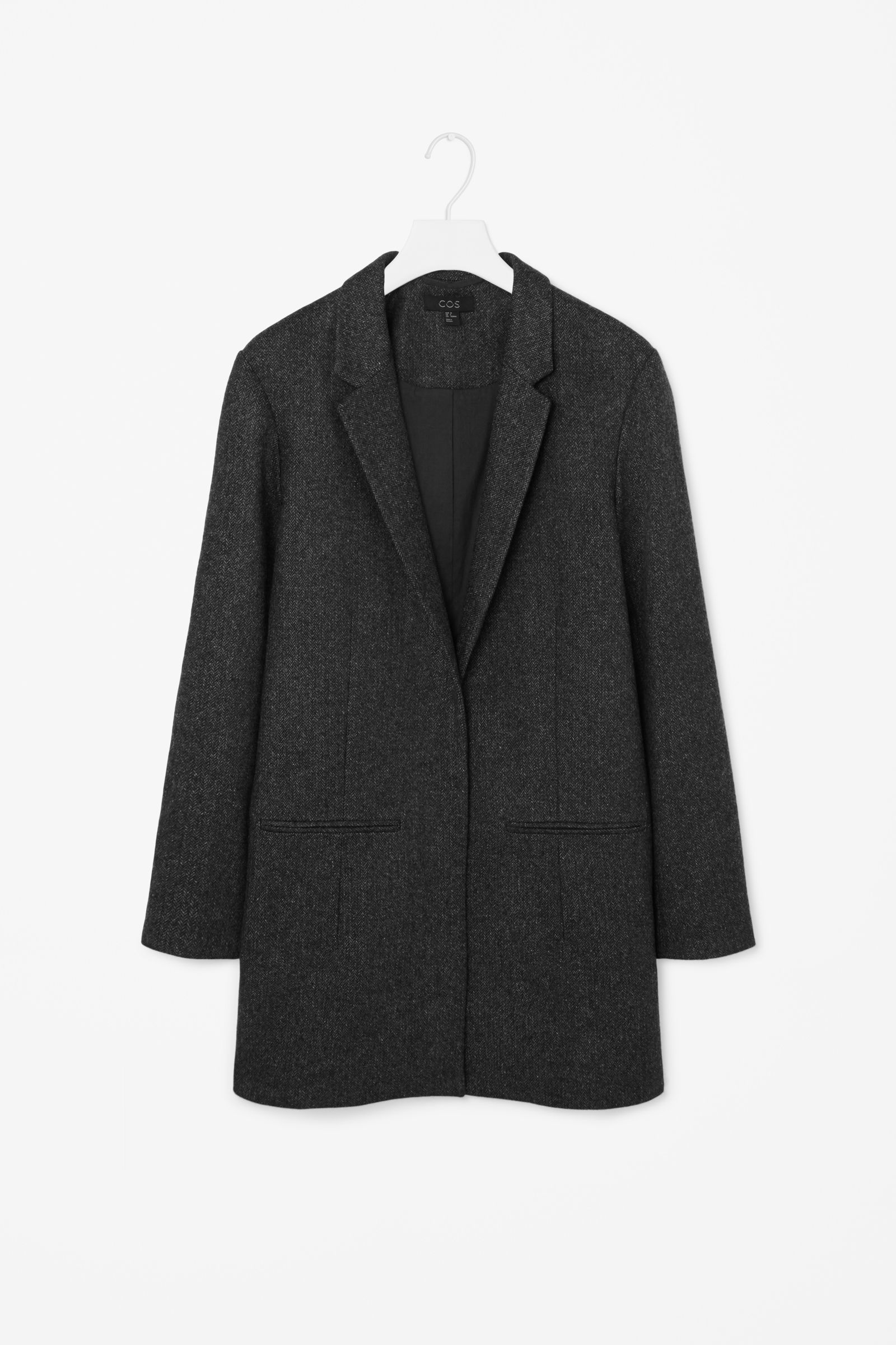 http://www.cosstores.com/gb/Shop/Women/Coats_Jackets/Long_wool_blazer/46891-20992765.1