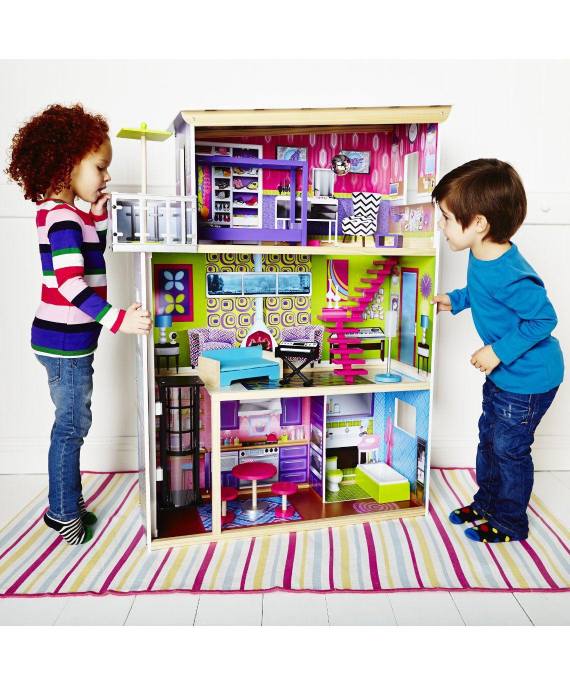 Delightful La Belle Maison Dollsu0027 House : La Belle Maison Dollsu0027 House : Early Learning