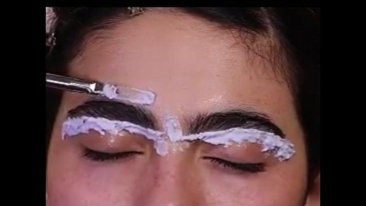 طريقة تشقير الحواجب بطريقة صحيحة مع وعد التركي Waad Alturki Youtube Carnival Face Paint Face Youtube