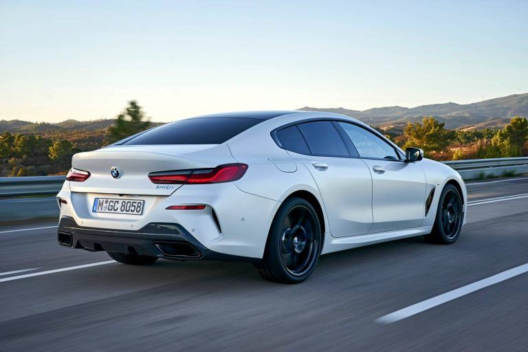2020 Bmw 840i Gran Coupe Great White Shark Reviewed And Photographed In Detail Carscoops In 2020 Bmw 840i Bmw Gran Coupe