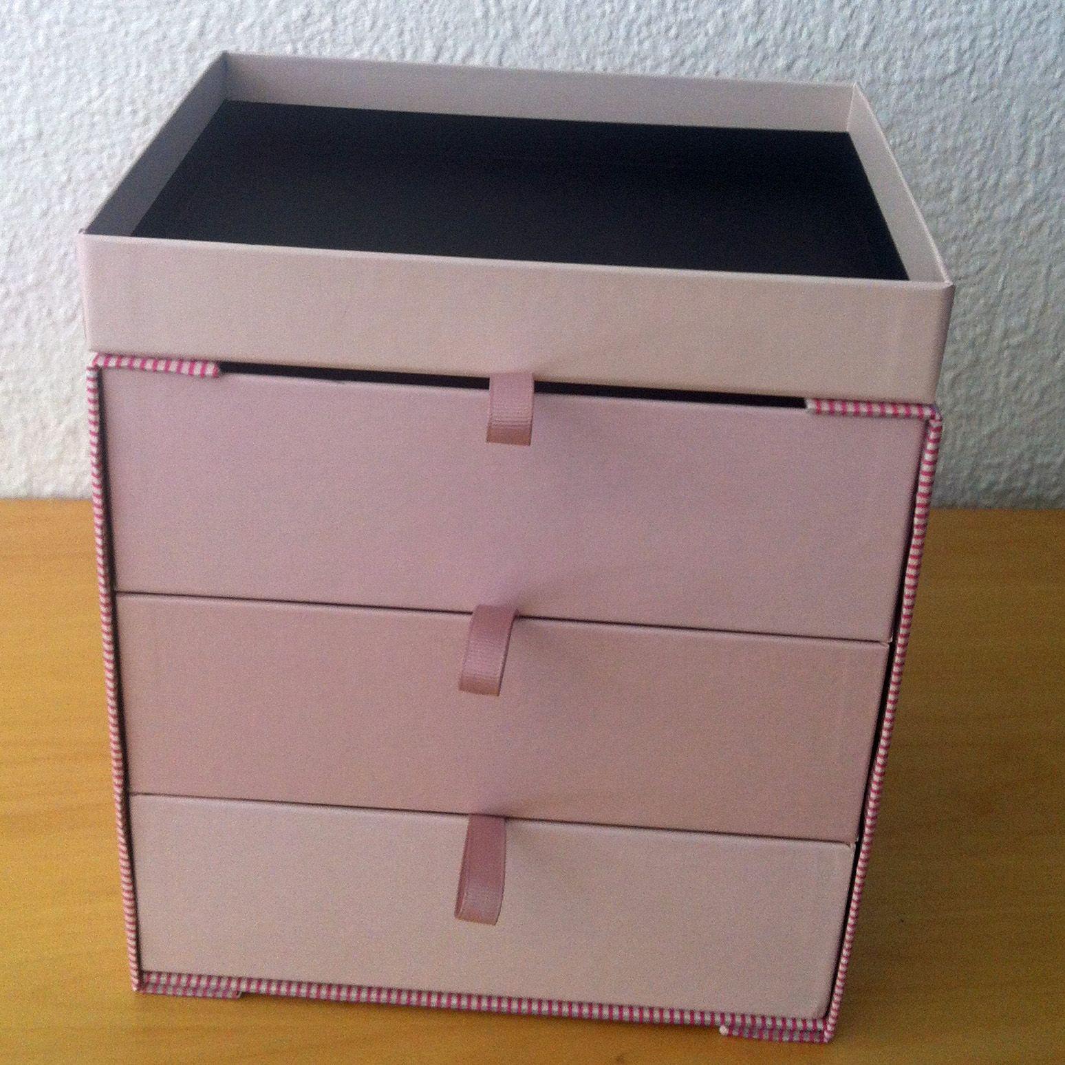 Glossybox Mini-Schrank mit Schubladen | Stuff I\'m Doing | Pinterest ...