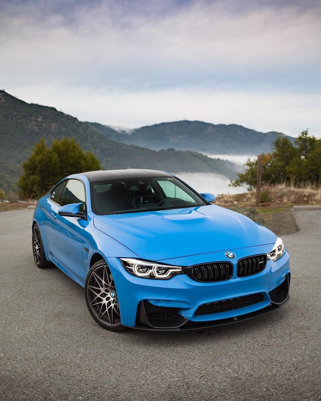 Bmw M4 Marina Blue