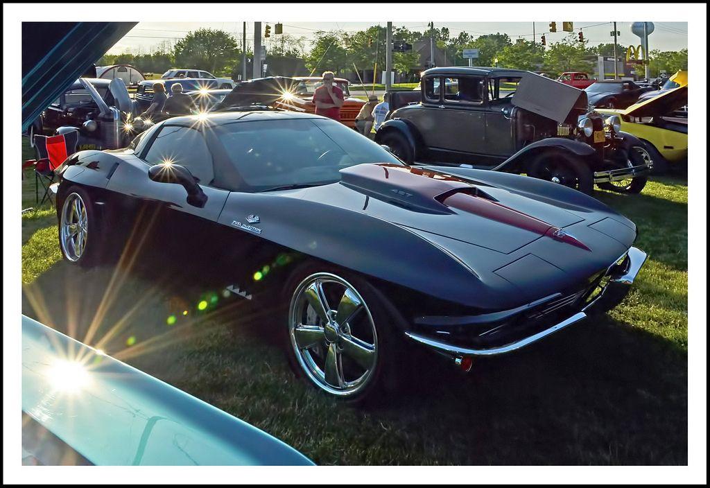 2013 Corvette Grand Sport Coupe Retro Mod Corvette grand