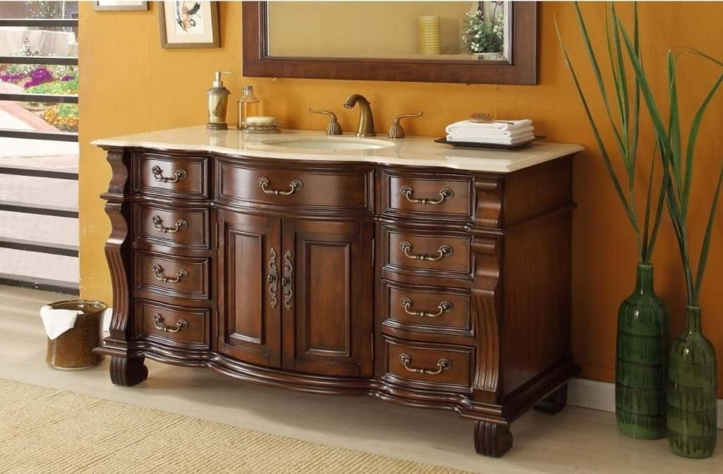 Home depot bathroom vanities | Bathroom vanities, Tuscan style and ...