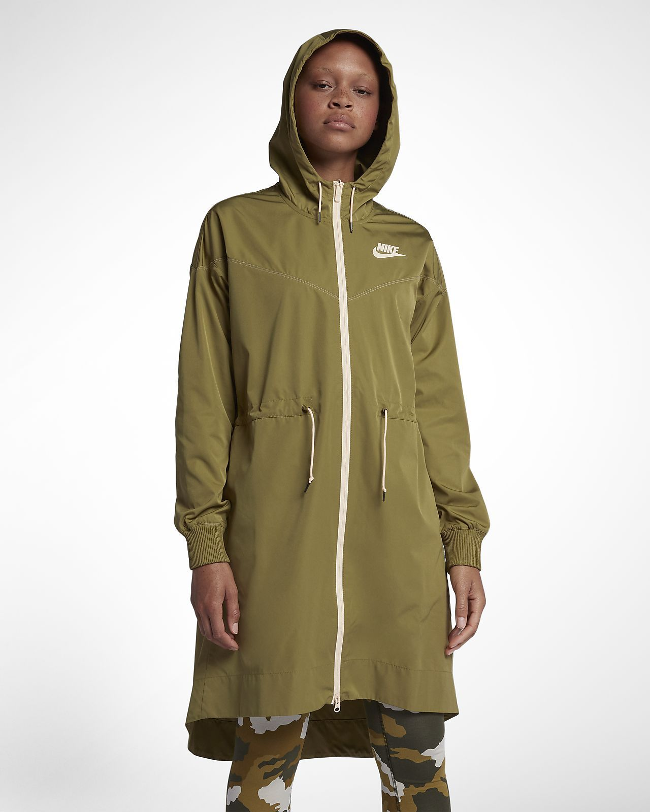 79c80293f3f Nike Women's Jacket Sportswear Shield Windrunner in 2019 | Fall 2018 ...