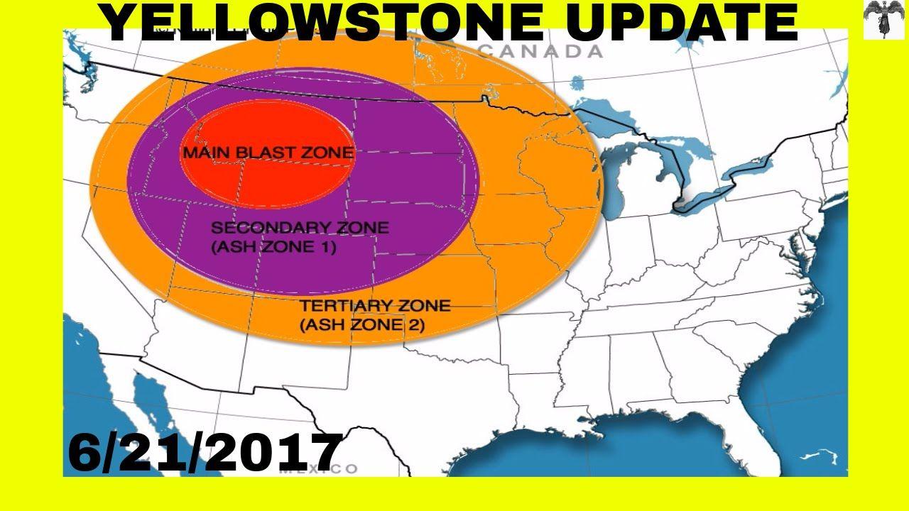 YELLOWSTONE SUPERVOLCANO WARNING: 732 EARTHQUAKES IN 16