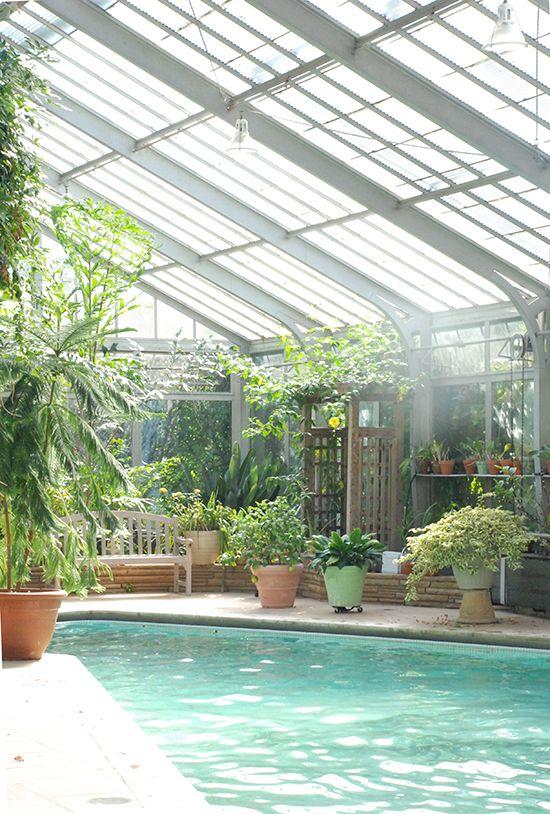 Greenhouse Inspiration Pool Und Teich Casas Piscinas Und Hogar