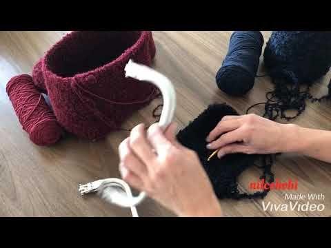 Photo of Gizli bursla çanta yapımı