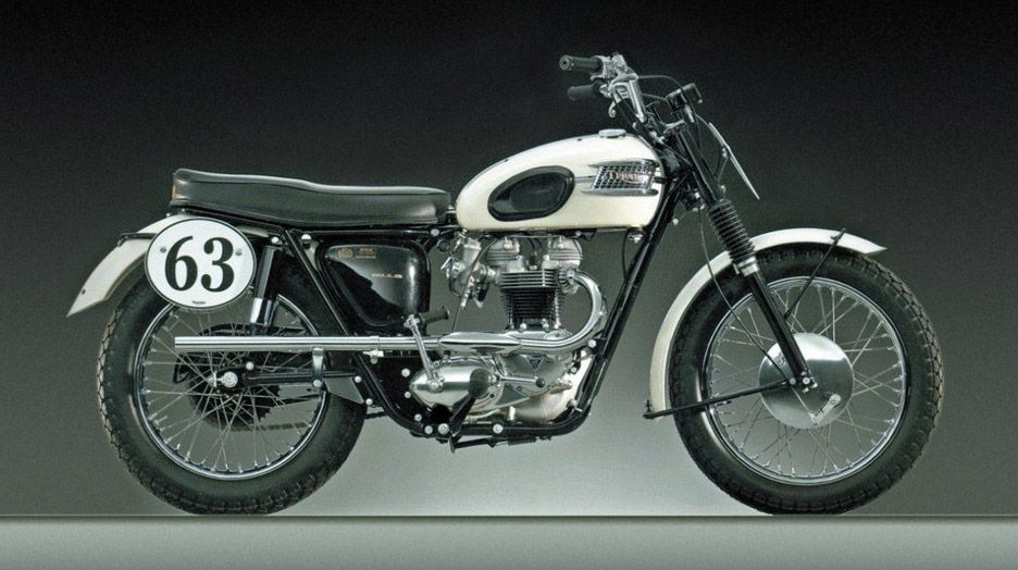 The Special Six – Six factory Triumph race bikes. One incredibly rare collection.