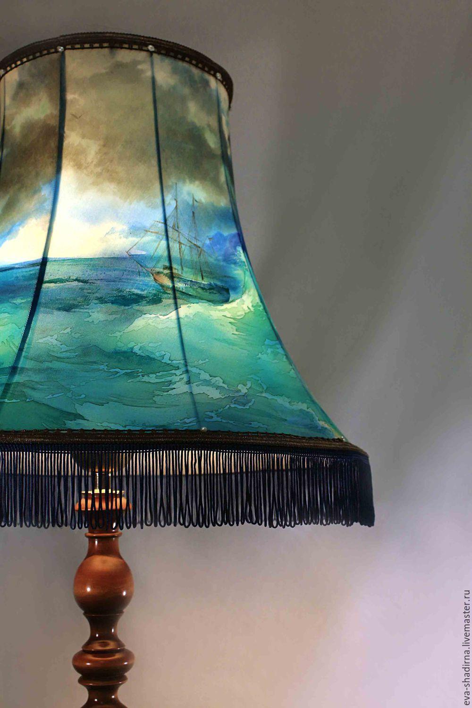 абажур для лампы купить москва