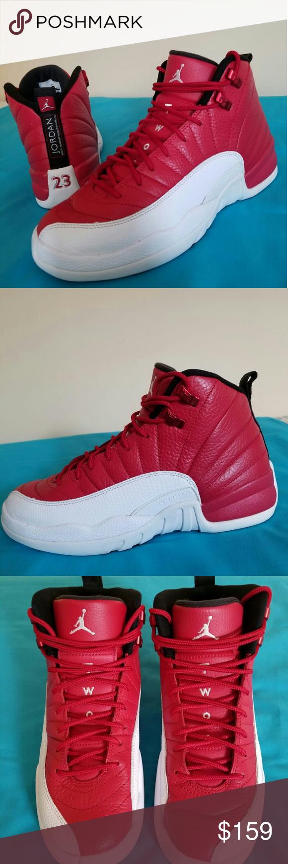 detailed look 522a4 805a2 Nike Air Jordan 12 Retro Gym Red Alt Size 7 MEN For MEN SIZE ...