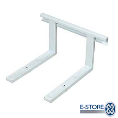 30 Microwave Oven Top Shelf Bracket Black 234654 Ebay
