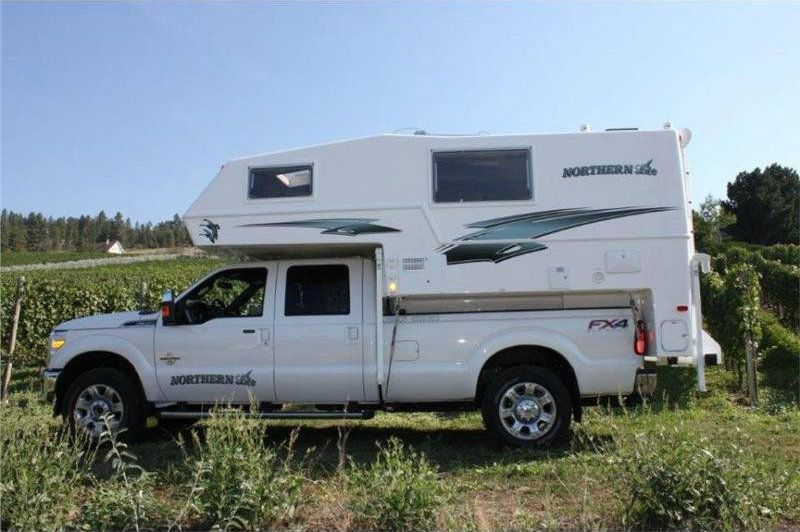 Get Biggest Northstar Truck Campers With Excellent Feature At
