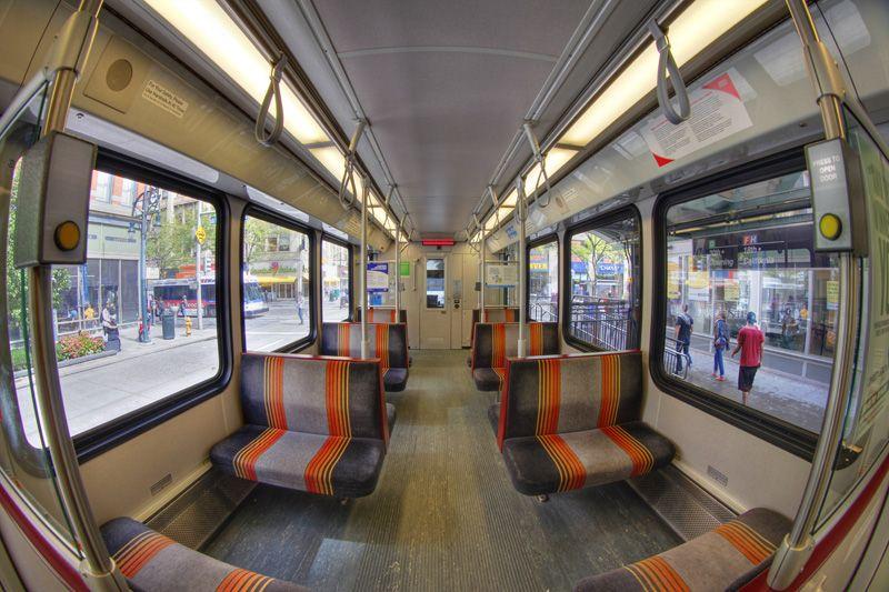 Image result for denver light rail interior | Light rail ...