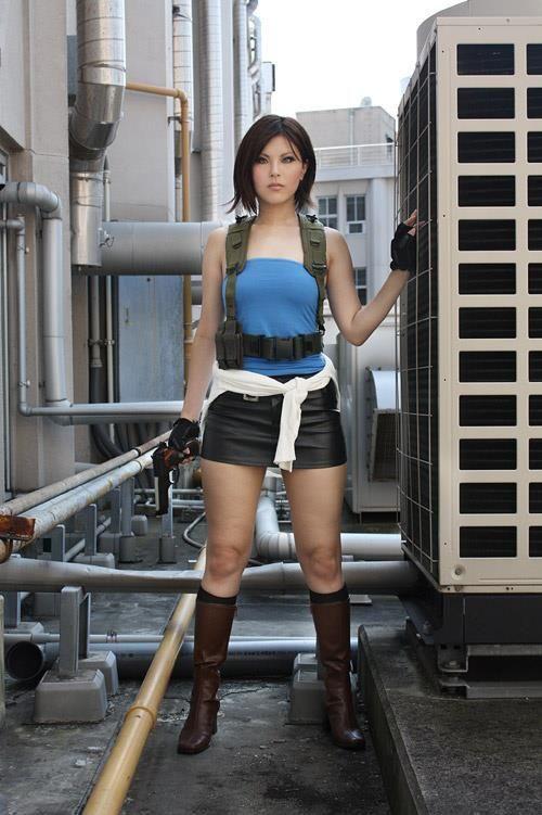 Resident Evil Cosplay Jill Valentine Resident Evil Pinterest