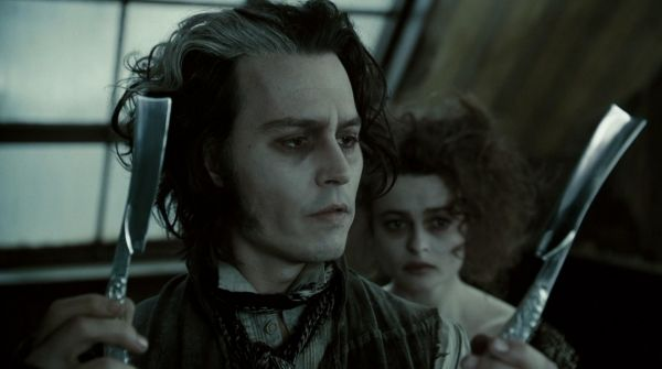 My Friends Sweeney Todd Fleet Street Johnny Depp Movies