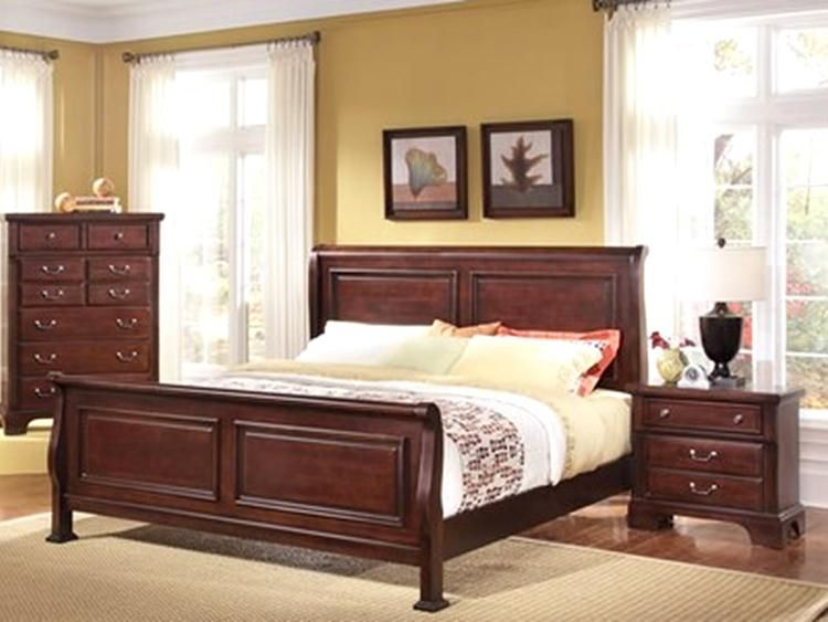 Wooden Furniture Selection For Bedroom DecorBedroom Designs