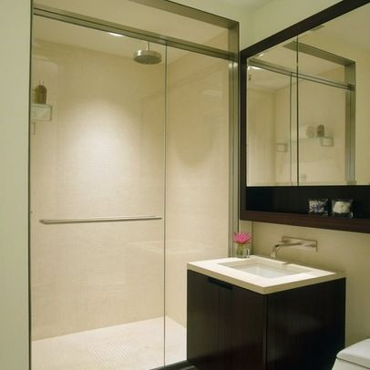 Bathroom Design Ideas, Pictures, Remodeling and Decor - nice & simple