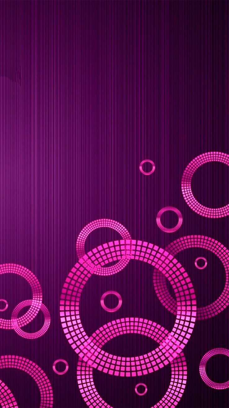 Wallpaper Background Lock Screen Geometric Purple Pink For Iphone Ipad Or Android Iphone Iphonew Gold Wallpaper Iphone Purple Wallpaper Cellphone Wallpaper