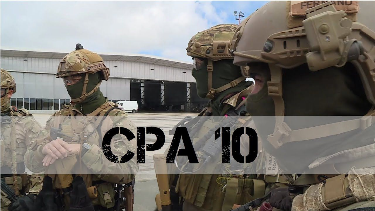 CPA 10 French Air Special Forces 2017 [HD] YouTube