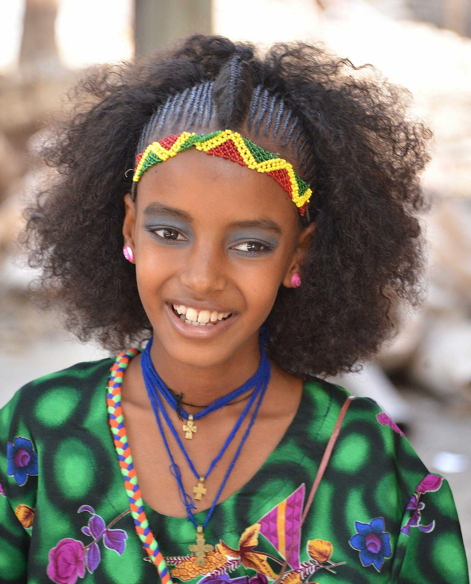 girl in mekele ethiopia hairstyles braids