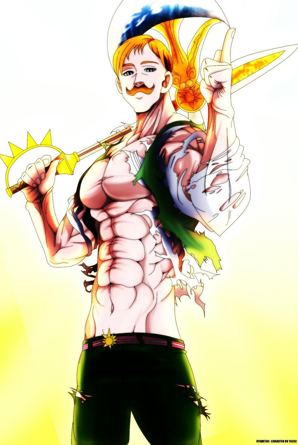 Qual personagem de anime você gostaria de se parecer ? B88330aaf56a274cf14c067aed3091fe