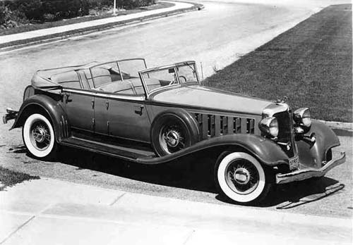 1933 Imperial Factory and Publicity Photos | Chrysler imperial ...