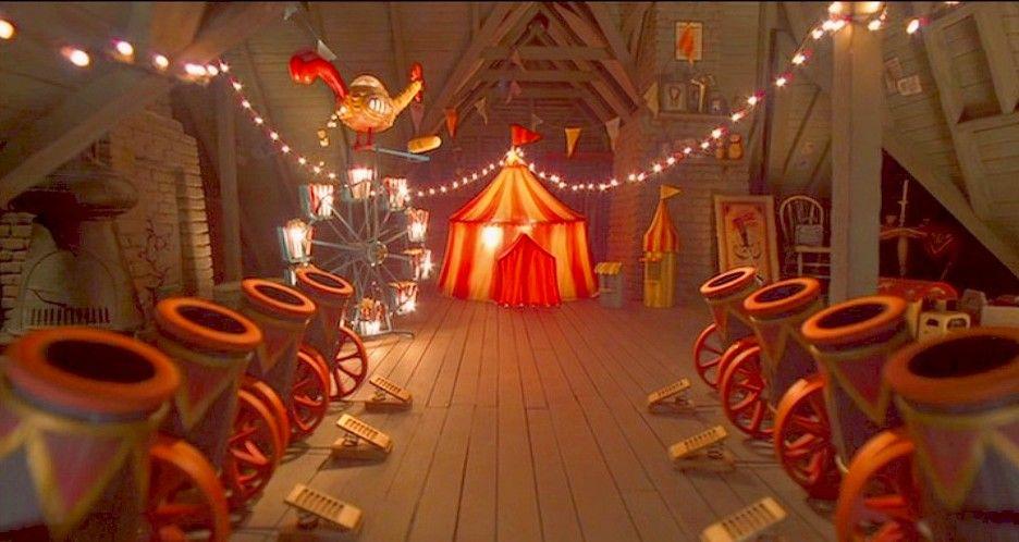 Circus Attic Coraline Coraline Aesthetic Coraline Coraline Jones
