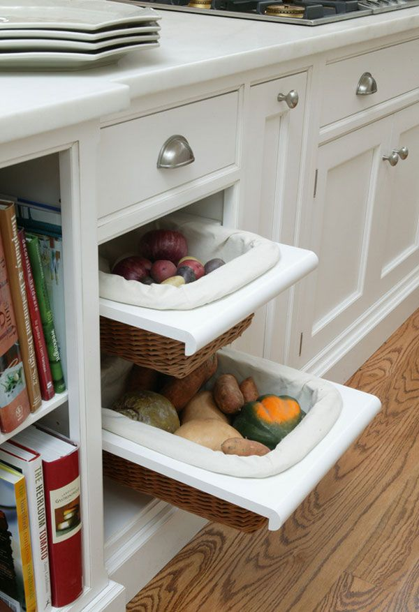 10 Clever Kitchen Storage Ideas You Haven T Thought Of Kitchen