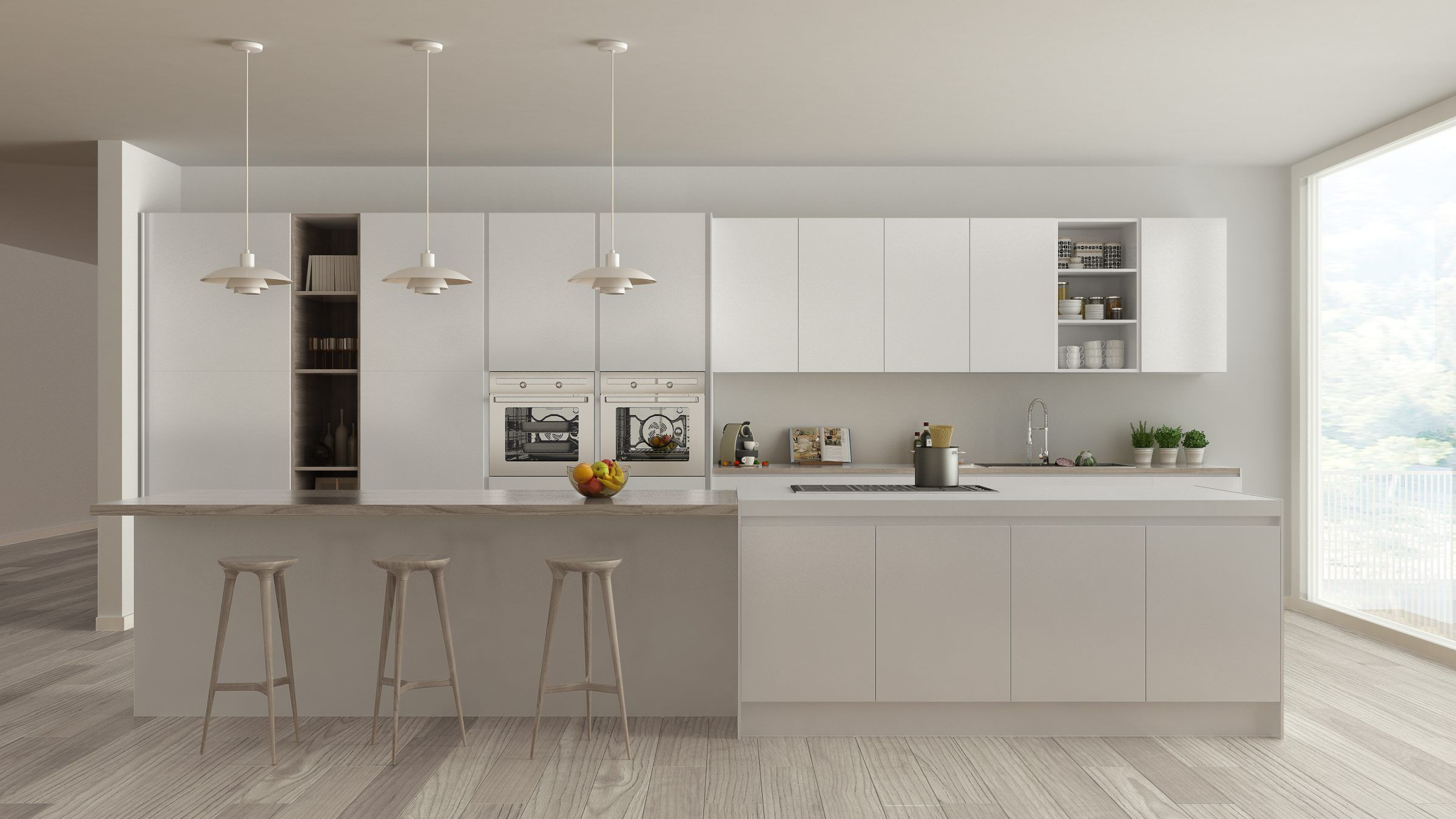flat pack kitchen brisbane