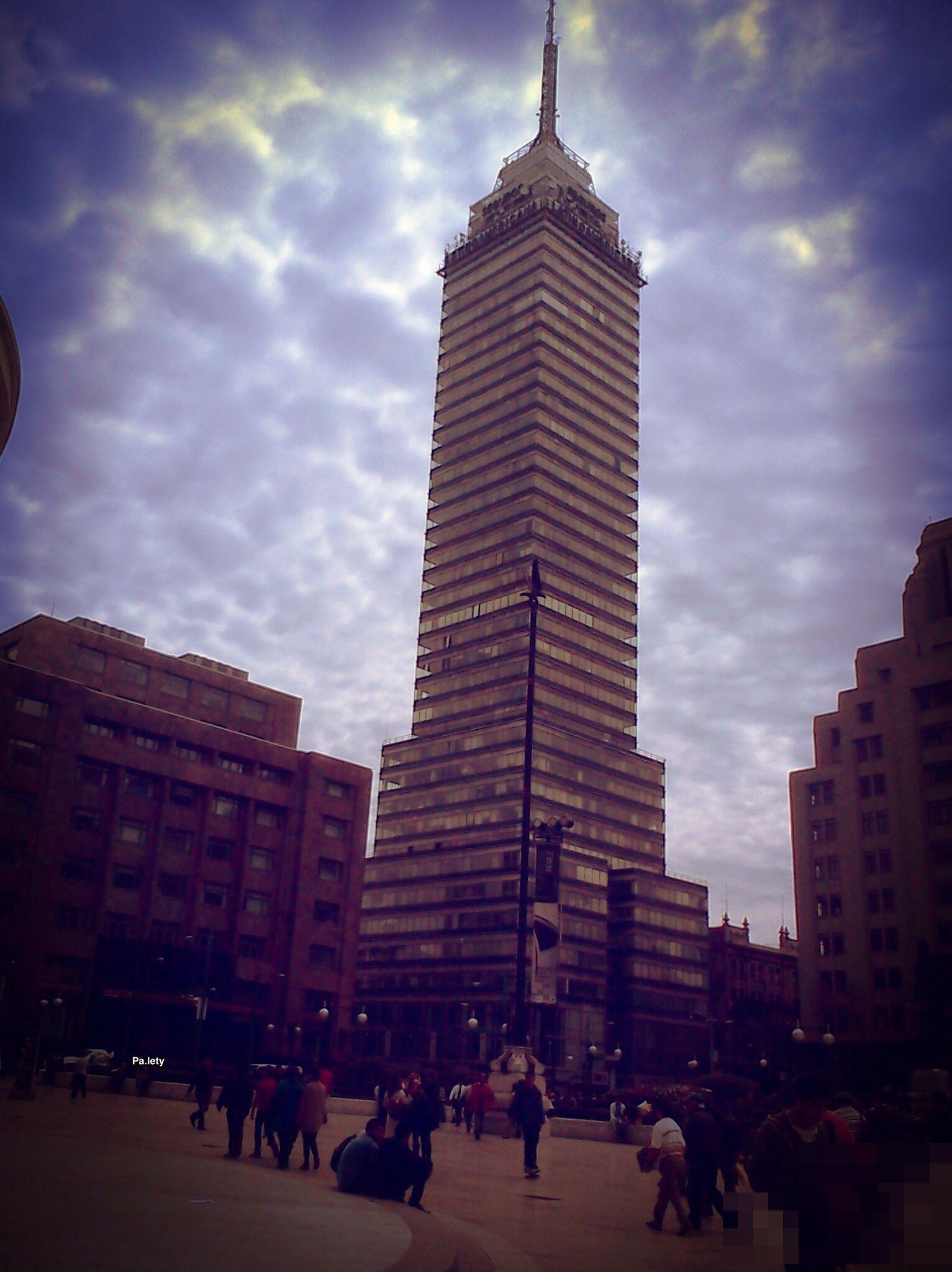 Torre Latinoamericana, México, D. F.