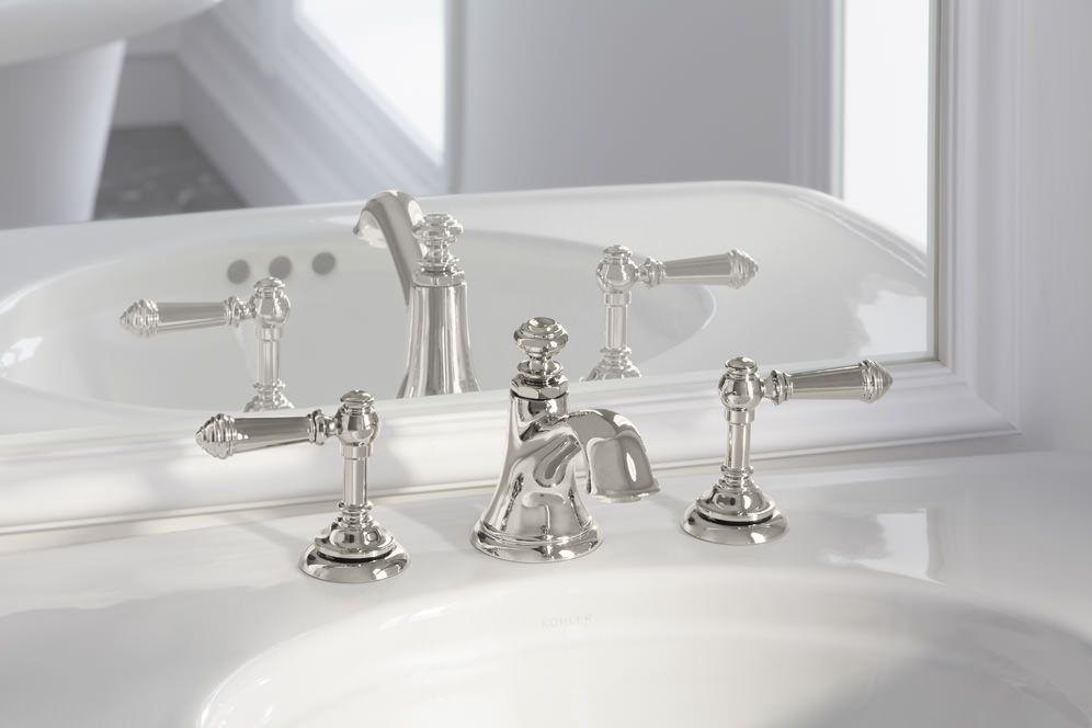 KOHLER Artifacts Bathroom Faucets Collection Pretty Option For - Kohler bathroom faucet collections