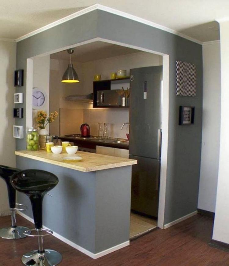 10 Unique Small Kitchen Design Ideas: 20+ Unique Small Kitchen Design Ideas