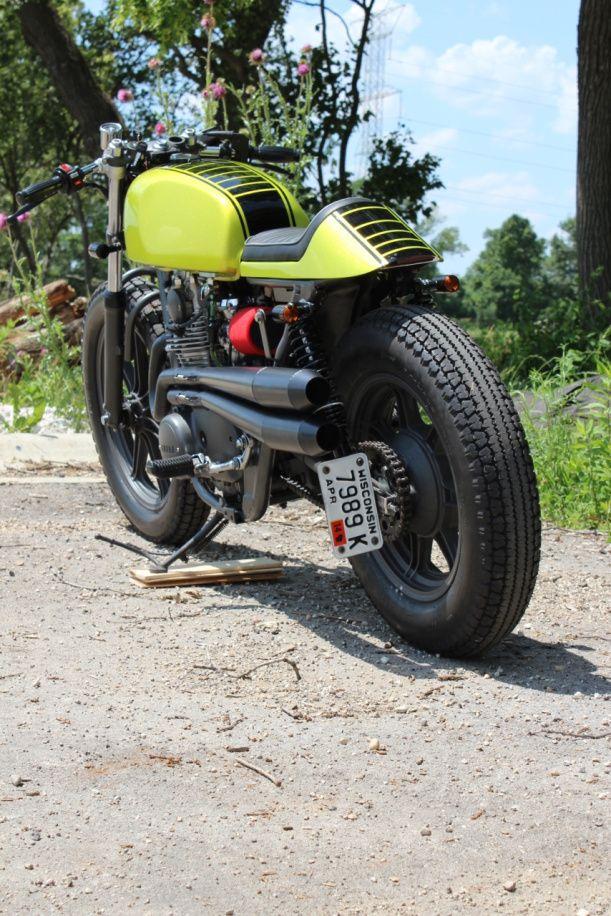 Yamaha CS650 1981
