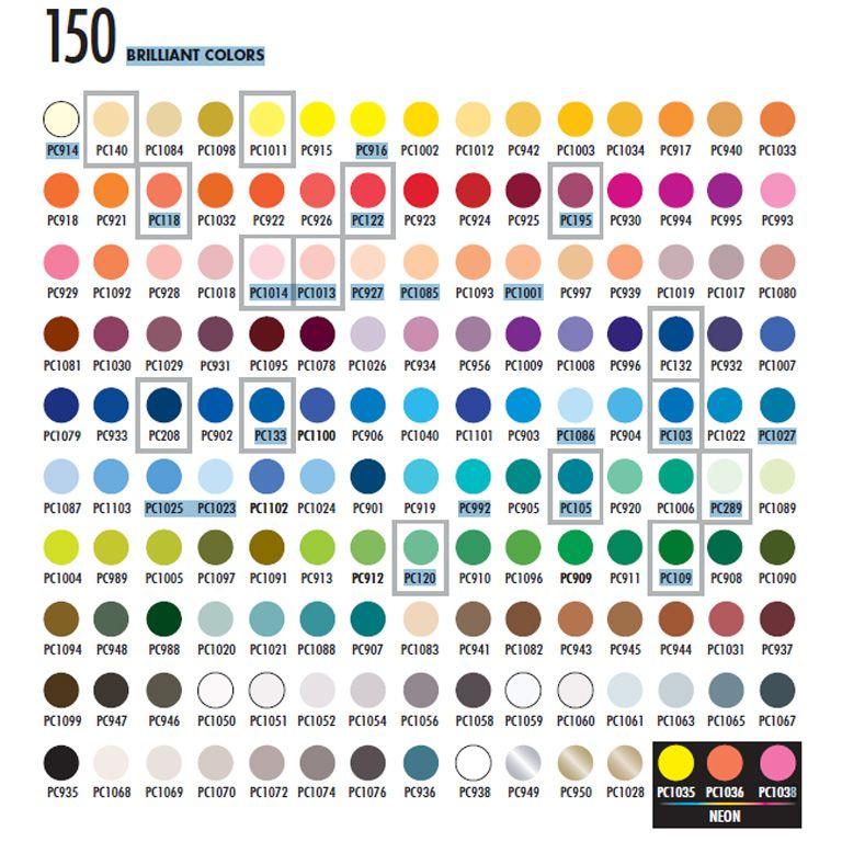 Prismacolor Wooden Colored Pencil Set 72 Soft Core Pencils Lightfast Pigments