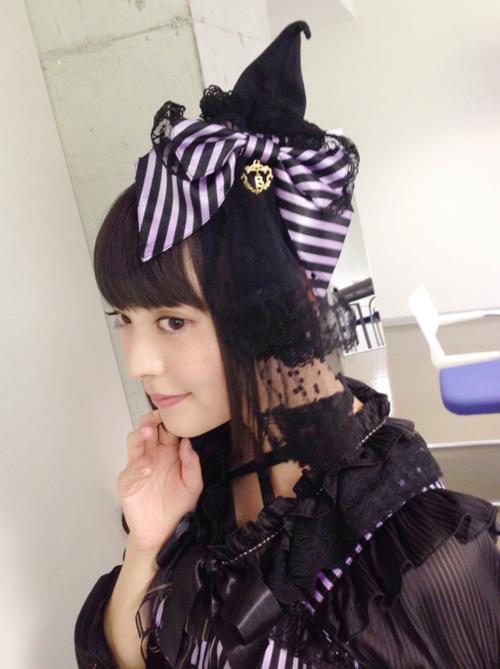 RT @Uesakasumire: ミニマム三角帽子! http://flip.it/n5X3C