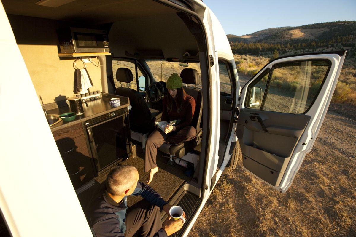 Boondocker-in-action Photos - Craftsman Vans   Van Ideas   Pinterest ...