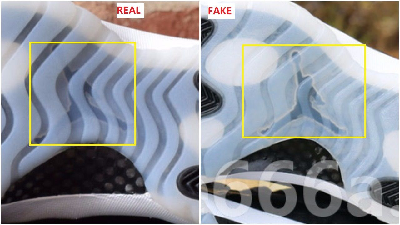 cb55926424e How To Quickly Identify The Fake Air Jordan 11 Low Barons in 2019 ...
