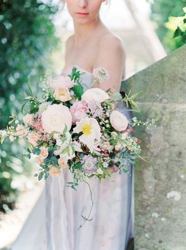 Quintessential English Garden Wedding